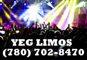 Edmonton Concert Limo