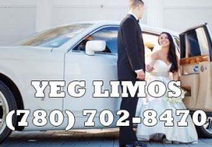 Edmonton Wedding Limousine
