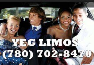 Prom Limousine Edmonton
