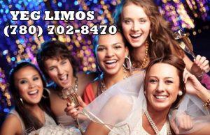 Stagette Limo Rental Edmonton