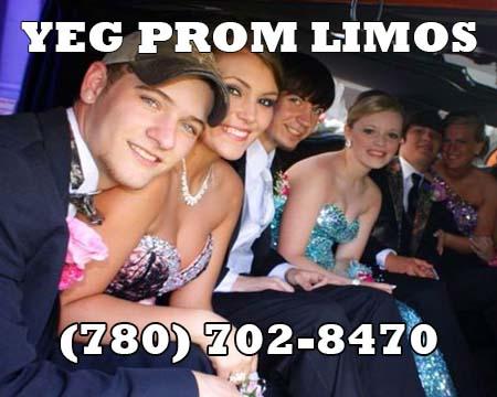 YEG Prom Limousine