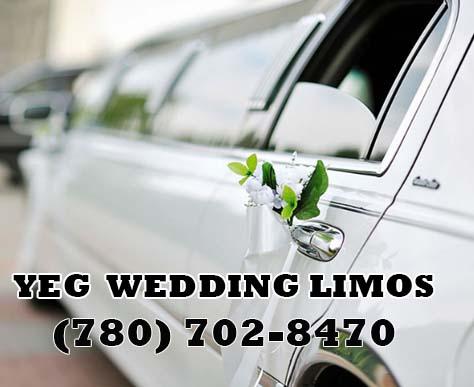 YEG Wedding Limousine