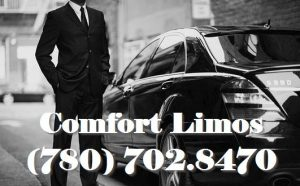 Comfort Limo Edmonton Banner