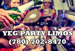 office party limousine Edmonton