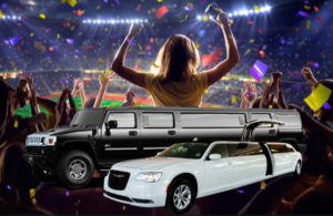 game night limousine arena